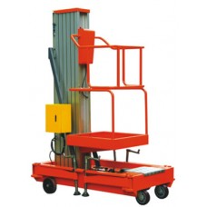 Thang nâng bằng điện cao 8 mét - 125kg GTWY-S