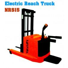Xe nâng điện reach stacker NRS1535
