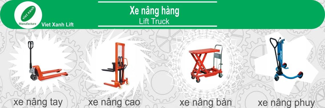 Xe nâng Việt